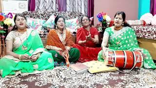 🙏 सत्संगी भजन 🙏 with lyrics 👌 सत्संग में बहनों आया करो।