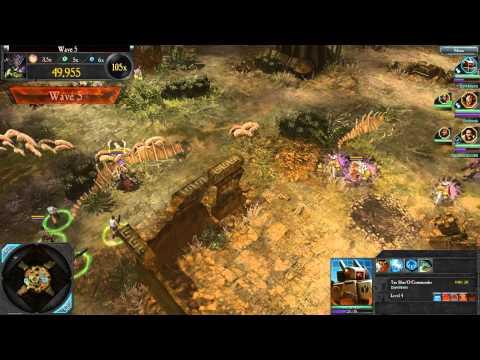 Tech Step Tau! Last Stand On Dawn Of War 2 Retribution |