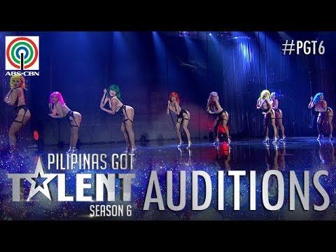 Pilipinas Got Talent 2018 Auditions: Mad Queens - Dance