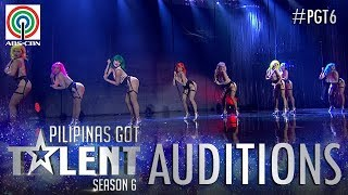 Pilipinas Got Talent 2018 Auditions: Mad Queens - Dance