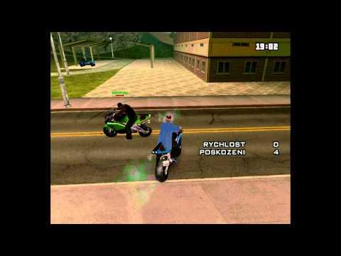 Hráči WTLS a ich motorky