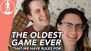 The Royal Game of Ur Part 1 - ANCIENT GAMES screenshot 4