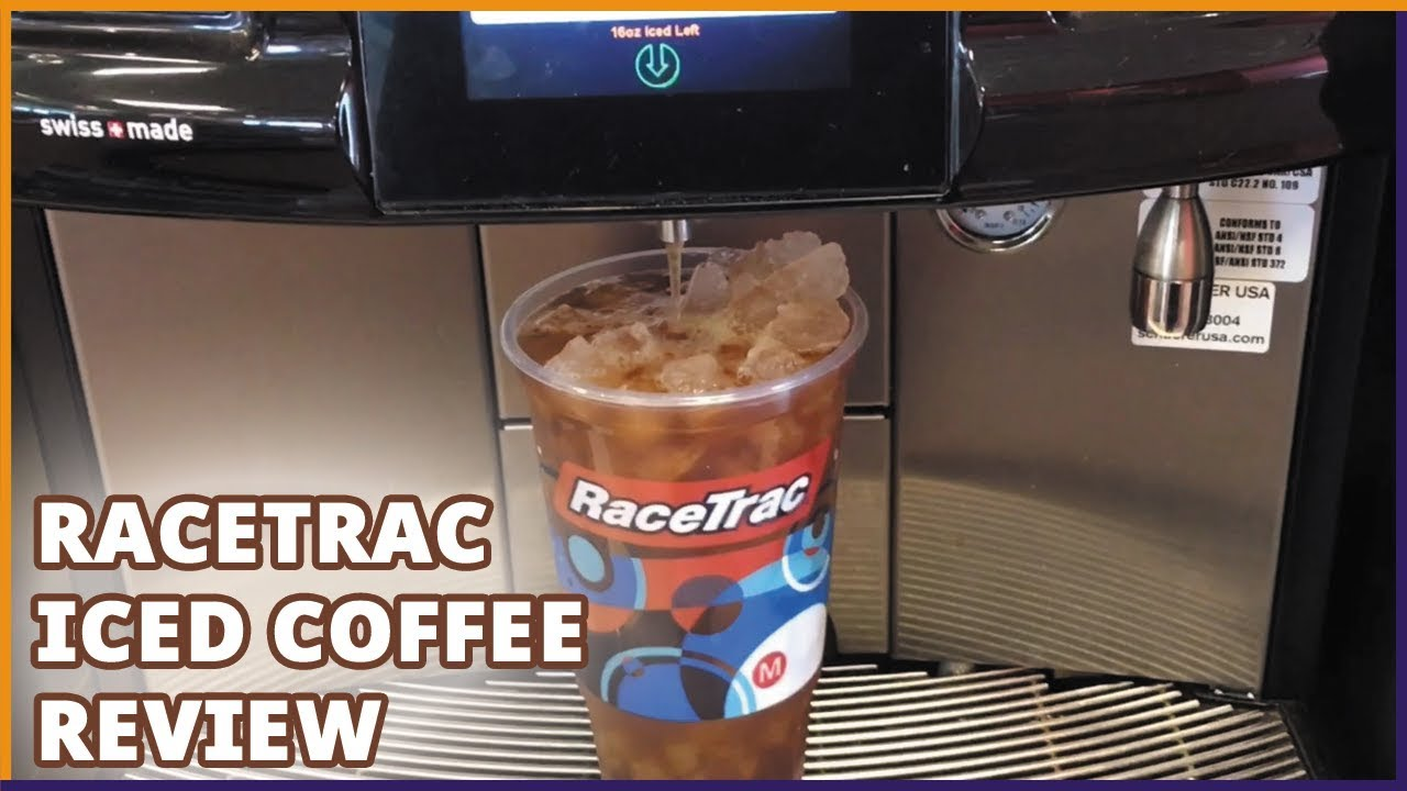 RaceTrac Iced Coffee Review