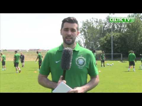 La Galaxy Robbie Keane