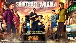 Shoot out at wadala| movie scence| hindi|