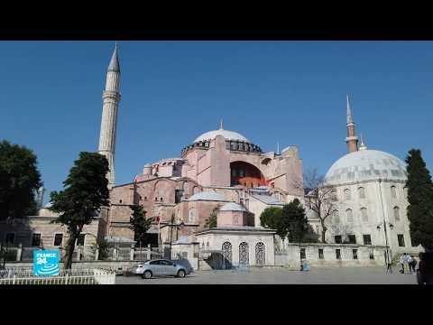 الكنيسة الأرثوذكسية الروسية تعتبر رغبة تركيا في تحويل متحف آيا صوفيا لمسجد -عودة للعصور الوسطى-  - 13:59-2020 / 7 / 6