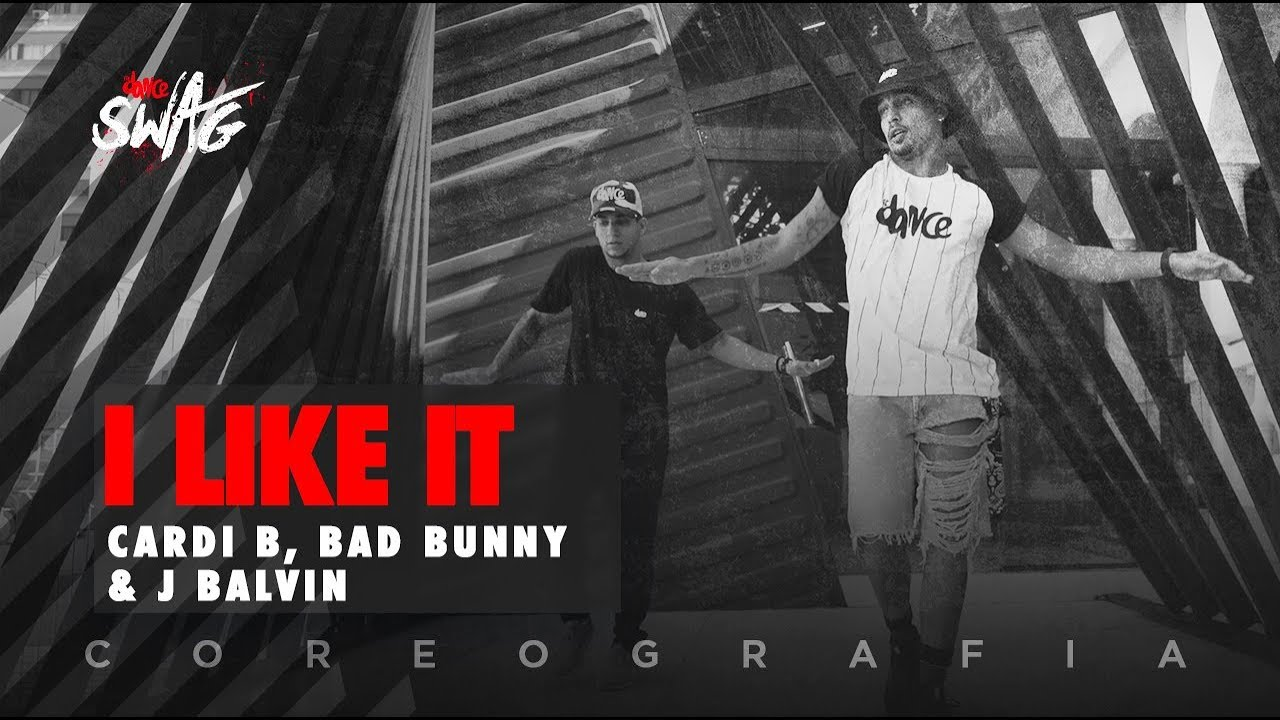 I like it - Cardi B, Bad Bunny & J Balvin | FitDance SWAG (Choreography) Dance Video #1