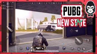 PUBG NEW STATE  Gameplay