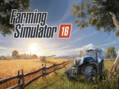 Я стал фермером Farming Simulator 2016