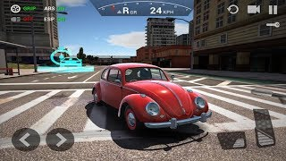 Ultimate Car Driving Simulator | Street Vehicles & Classic Cars for Kids Game Play
