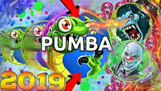PUMBA IS BACK In Agar.io 2019/ INSANE TRICKS & TROLLINGS!