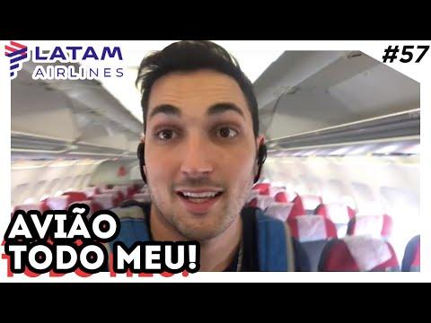 O QUE FAZER DENTRO DO AVIÃO? - DE BRASÍLIA À SÃO LUIS  - Estevam Pelo Mundo