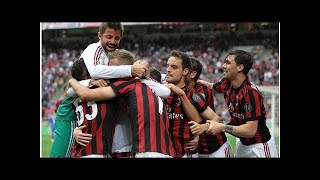 AC Milan banned from competing in Europe for next season