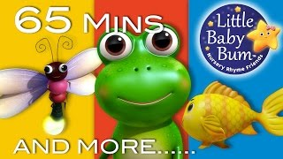 Little Baby Bum | Five Little Speckled Frogs | Nursery Rhymes for Babies | Songs for Kids