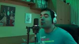 No Te Fallaré (Compañeros) - Los Lunes Que Quedan (Cover by DAVID VARAS)