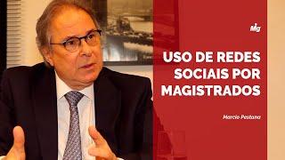 Marcio Pestana - Uso de redes sociais por magistrados