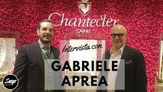 Intervista con Gabriele Aprea - Chantecler