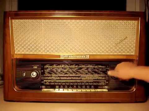 Stradivari 2 RFT DDR Röhrenradio Rochlitz