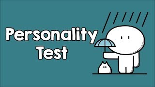 mind oddities japanese personality test