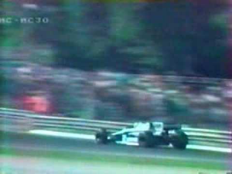 F1 GP Formula 1 1984 Italia Monza 5/10