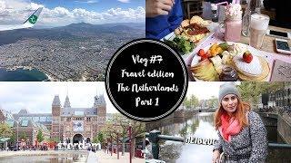 Vlog #7 | 5 ημέρες στην Ολλανδία, Μέρος 1ο | DoYouSpeakGossip?