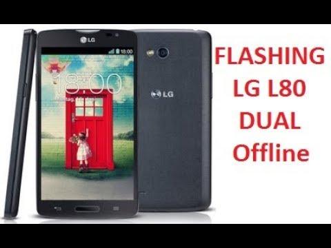 Замена тачскрина LG L80 D380/Replacement touch screen LG L80 D380 .