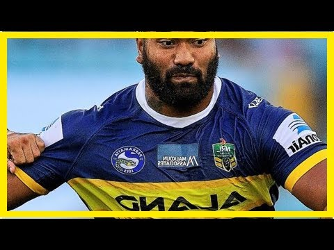 Breaking News | Eels recruit Tony Williams ruled out for rest of NRL season