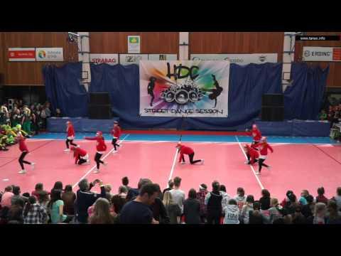 HDC děti - Street Kidz - SDS - 23.4.2016 - semifinále