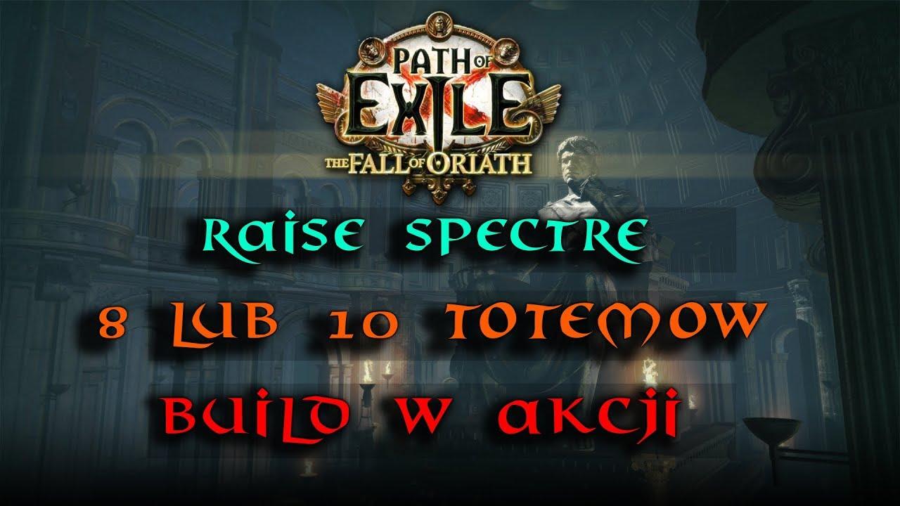 Raise Spectre Build