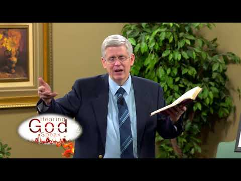 Hearing God Speak: The Church (Part 4) The Church in Prophecy - Episode 091