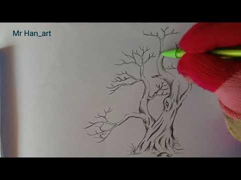 46 Gambar Lukisan Keren Dari Pensil HD Terbaru