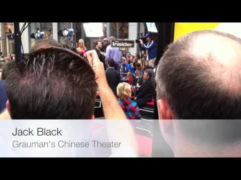 Kung Fu Panda 2 Premiere