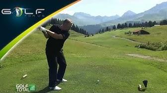 Golfplatz / Golf Course -  Arosa (German)