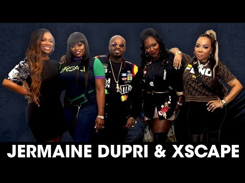 Jermaine Dupri & Xscape Talk So So Def Reunion Tour, Reconciliation & More