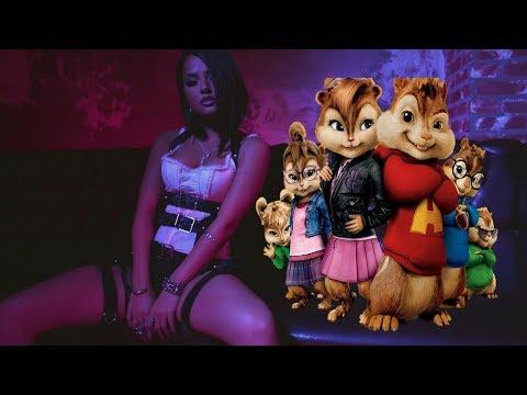 Becky G, Bad Bunny - Mayores (Chipmunks Cover) بصوت السناجب