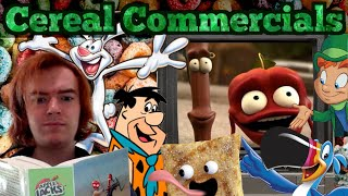 2000s Cereal Commercials