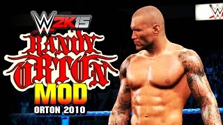 WWE 2K15 PC Mods - Randy Orton 2010 Mod