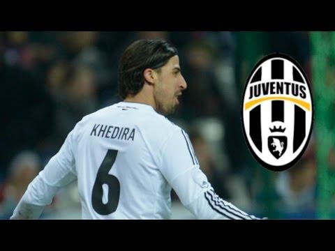 Sami Khedira - Welcome To Juventus - 2015