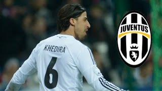 Sami Khedira - Welcome To Juventus - 2015