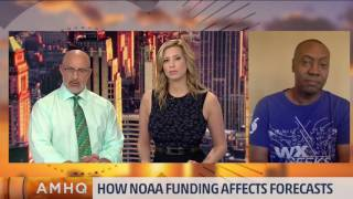 How NOAA Funding Affects Forecasts