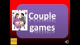 1 minute game for couple kitty party or New Year special party