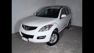4×4 SUV Manual Wagon Great Wall X240 Low KMs 2011 Review For Sale