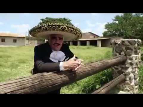 Vicente Fernandez - El corrido de Hillary Clinton