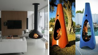 Open Fireplace Ideas Outdoor and Home Design