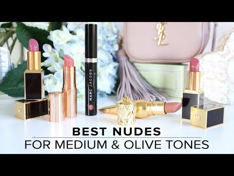 6 BEST NUDES? | Matte + Liquid Lipsticks | Sophie Shohet