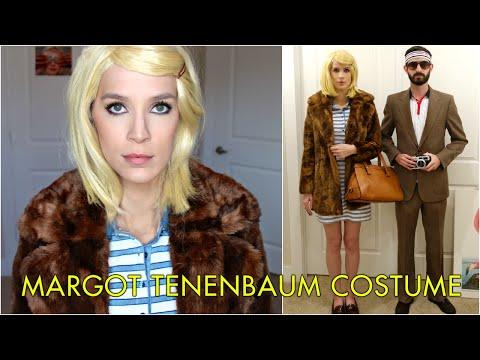 Margot Tenenbaum Costume Tutorial (Makeup + Outfit) | LeighAnnSays