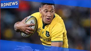 Folau Issued With Rugby Australia Code Of Conduct Breach Notice  Rdnews  Title