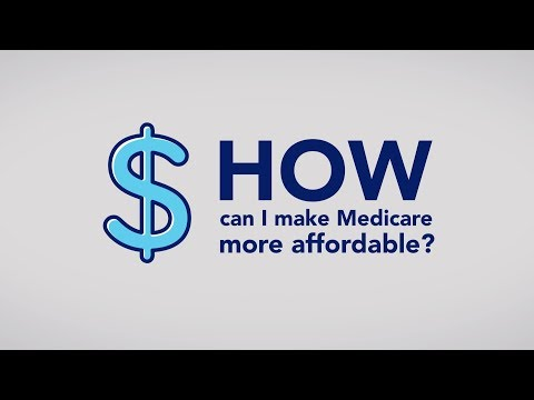 How Can I Make Medicare More Affordable