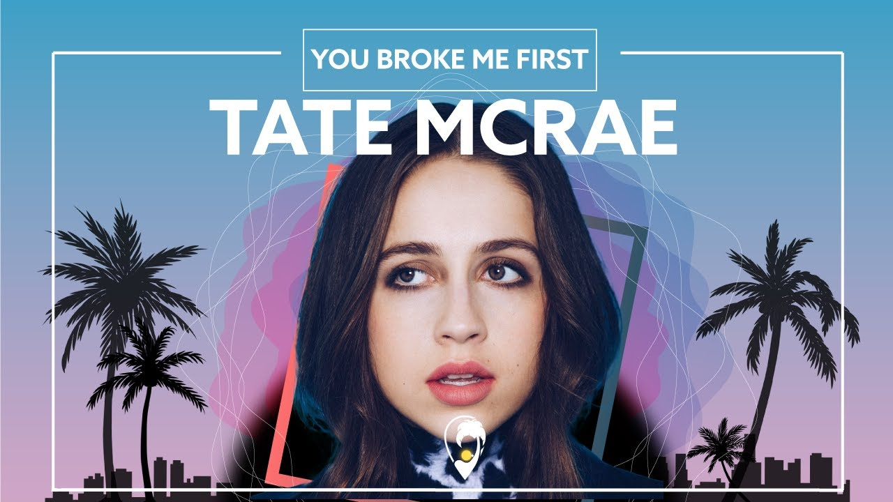 Tate Mcrae - You Broke Me First (Luca Schreiner Remix) [Lyric Video]