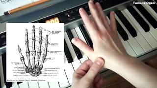 Уроки Фортепиано | Позиция Большого Пальца | Подворот | Тамара Оген